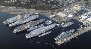 Puget Sound Lawmaker Pitches New Bridge Built With Old Aircraft Carriers