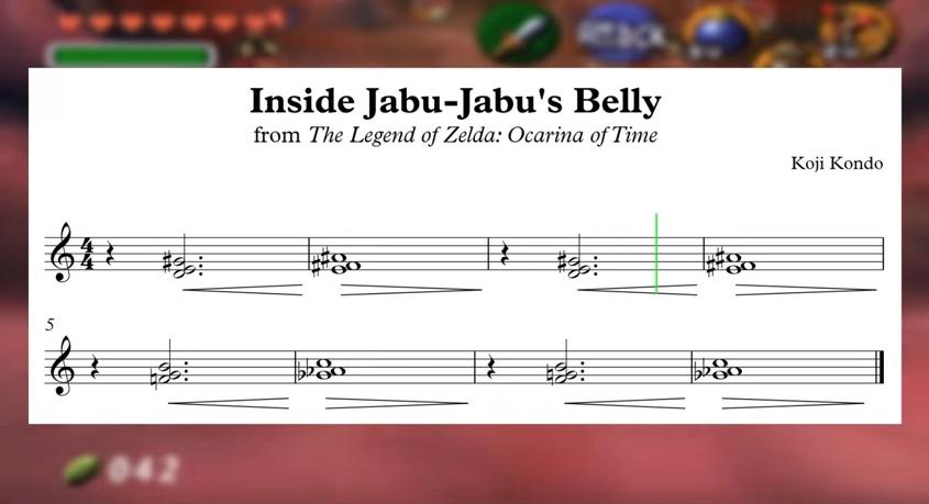The Composer Behind Zelda's Creepy Music - U-Tricks
