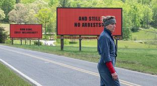 Will The 'Three Billboards' Oscars Backlash Make It This Year's 'La La Land'?