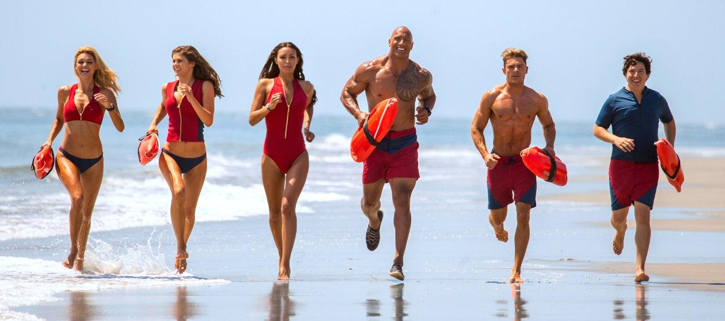 Image result for Baywatch gets a go