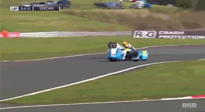F1 Sidecar Racing Is Absolutely Crazy
