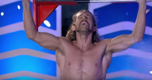 Image: Isaac Caldiero was a humble busboy from Fort Collins, Colorado. But this week, he became the first person to achieve total victory in the competition's seven-year run. Watch nearly seven minutes of him redefining what the human body is capable of.