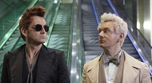 Is The 'Good Omens' TV Adaptation Any Good? Here's What The Reviews Are Saying