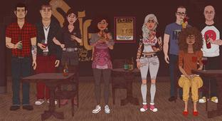 'People Watching' Is The Cartoon Web Series With The Biggest Heart In The World