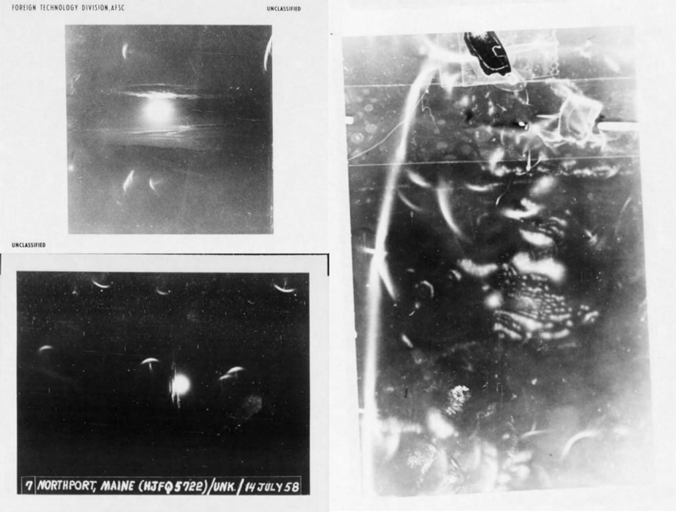 The Best Photos Of 'UFOs' We Found In The Newly-Released