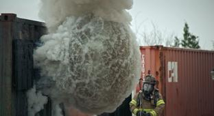 This 4K Slow Motion Footage Illustrates The Fast Fury Of A Fire Backdraft