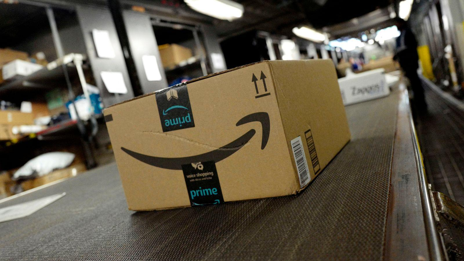 Amazon workers in Europe go on strike during Prime Day