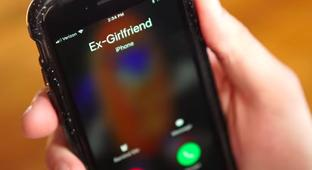 A Perfect 5-Second-Long Short Film About Getting A Call From Your Ex