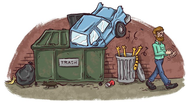 How To Dispose Of Everything Digg