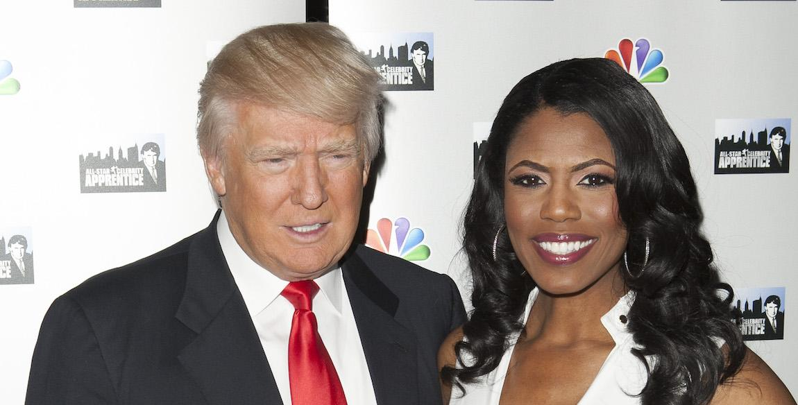 Omarosa Gives Her Side Of The Story About Her White House Exit On