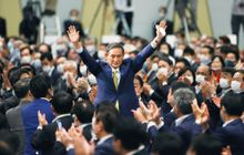 Yoshihide Suga Set To Become Japan's Next Prime Minister