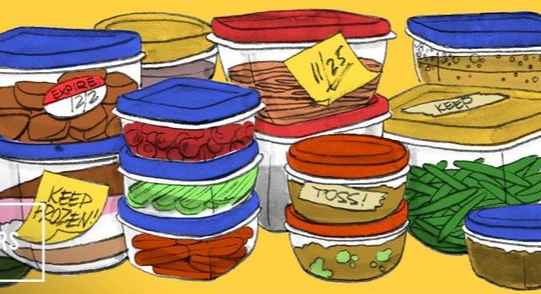 Here's How Long You Can Safely Eat All Your Thanksgiving Leftovers