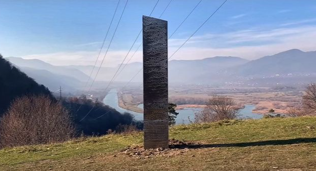 Mystery Monolith Identical To One Which Disappeared In Utah Appears In Europe