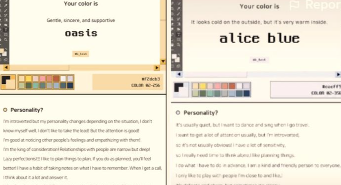 Here's Exactly How To Do TikTok's Color Personality Test