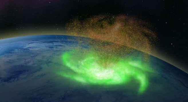 Scientists Discover Massive 'Space Hurricane' Above Earth