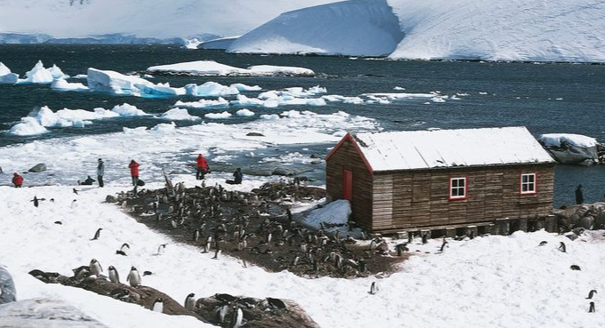 Antarctica Is Running Out Of Wilderness