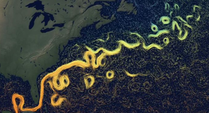 In The Atlantic Ocean, Subtle Shifts Hint At Dramatic Dangers