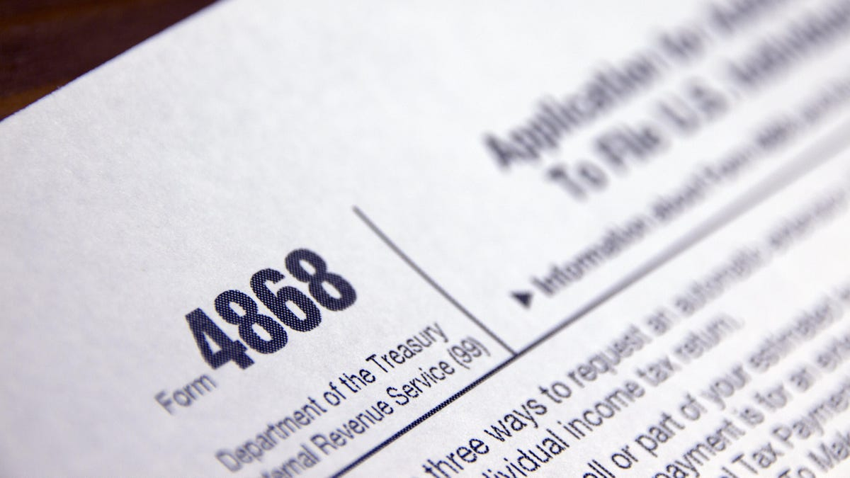Haven't Filed Your Taxes Yet? Here's How To File For An Extension