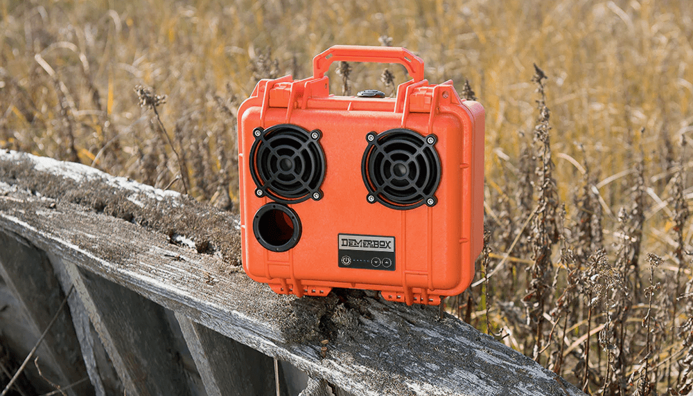 This Bluetooth Speaker Is Waterproof And Damn-Near Indestructible