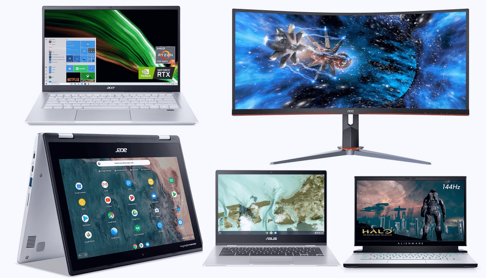 Save Big On Gaming Monitors, Chromebooks And More