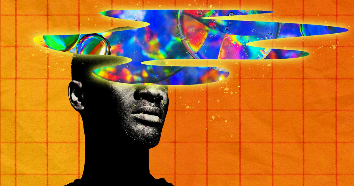 Could A Psychedelic Ego Death Bring You Back To Life?