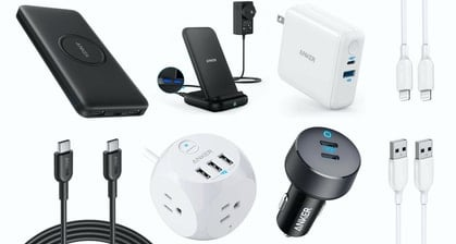 Up To 40% Off Anker Charging Gear At Amazon