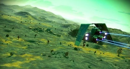 No Man's Sky's Frontiers update won't let me make new friends