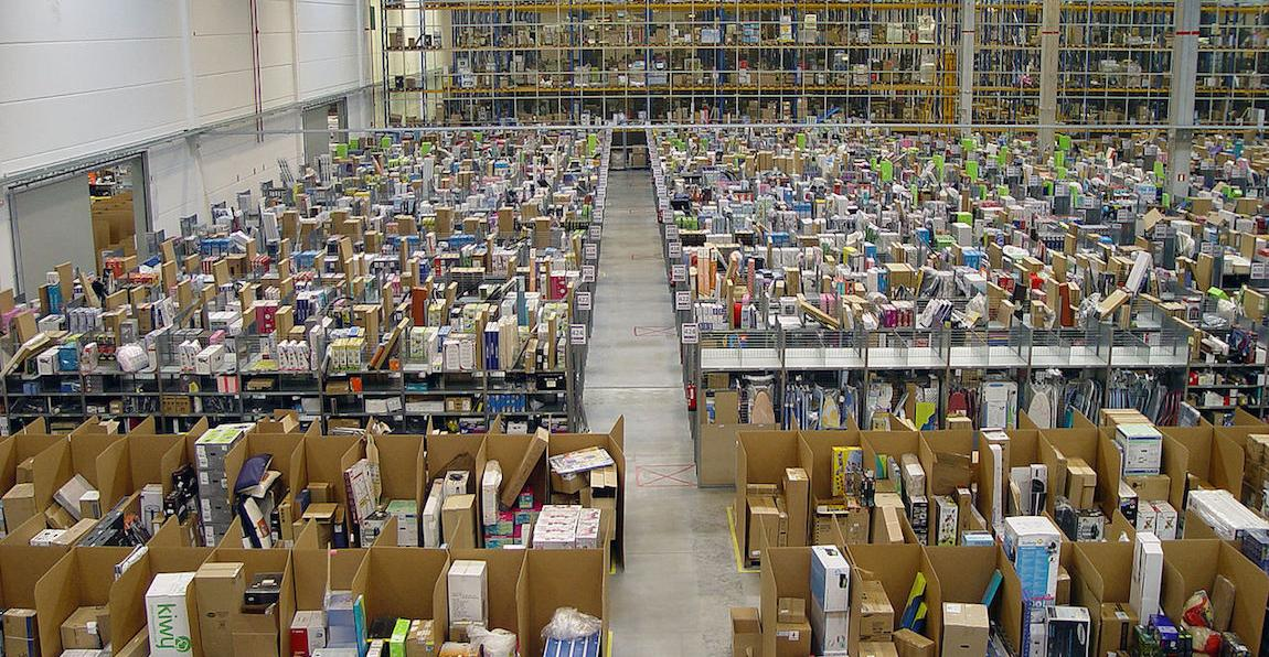 amazon making people pee in bottles isn't the first time they've mistreated  workers - digg