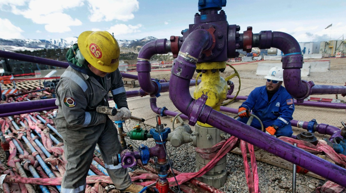 EPA To Roll Back Regulations On Methane, A Potent Greenhouse Gas