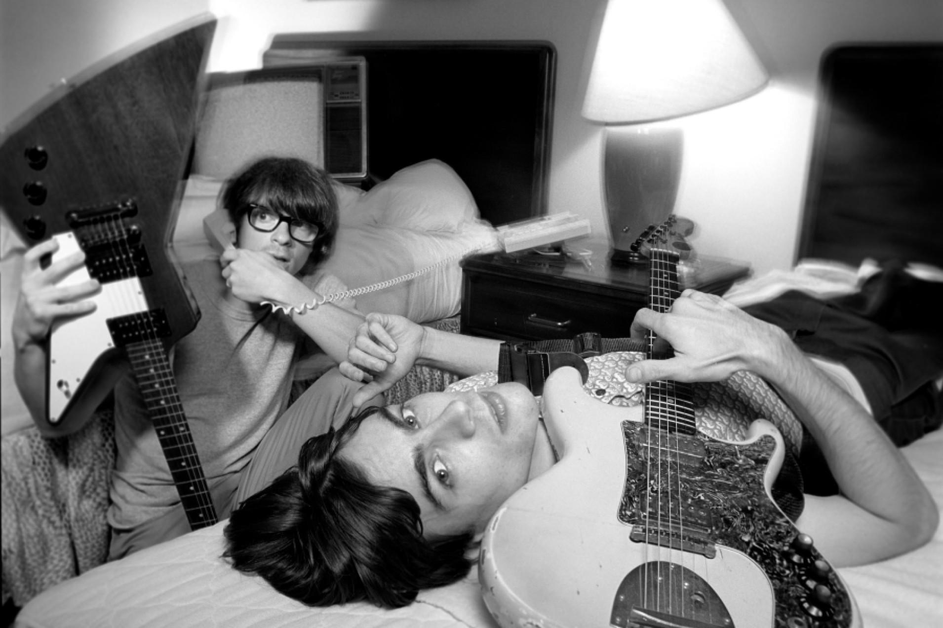 The Strange Birth And Near Death Of Weezer