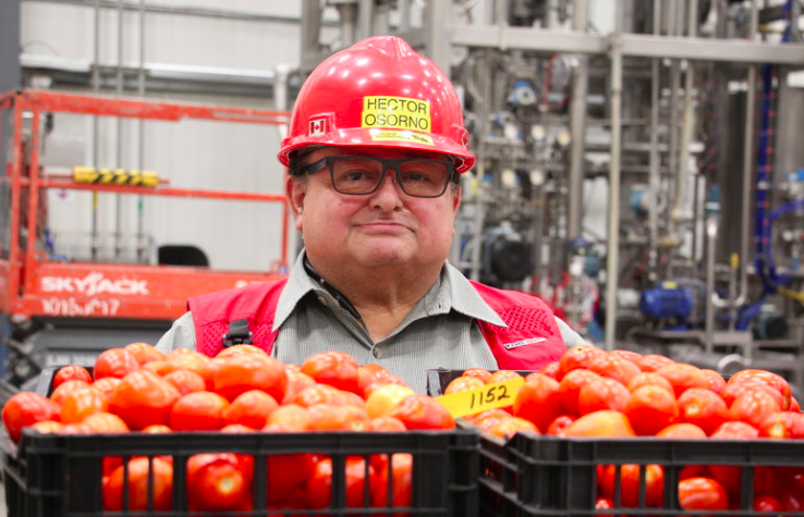 Meet The Man Who Guards America's Ketchup