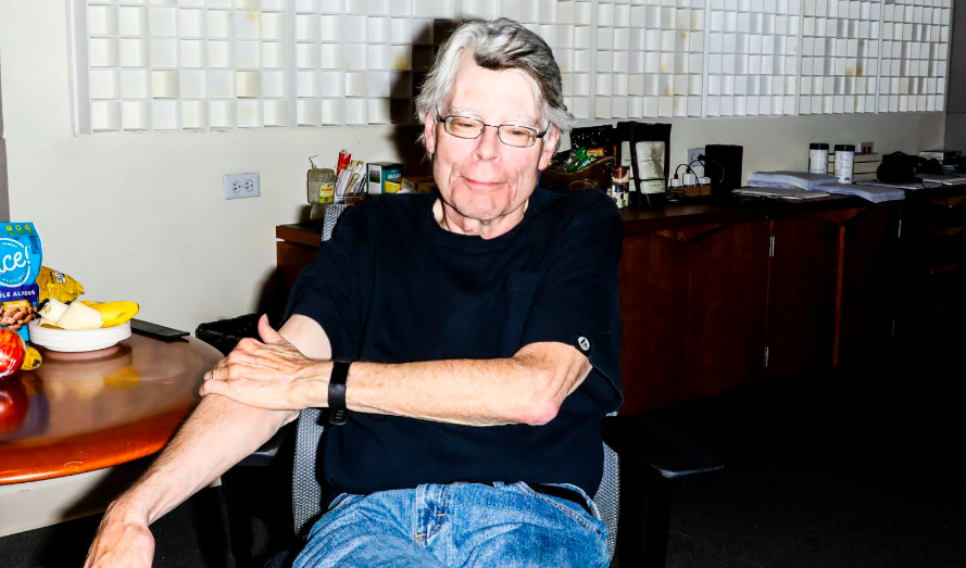 Life Is Imitating Stephen King's Art, And That Scares Him