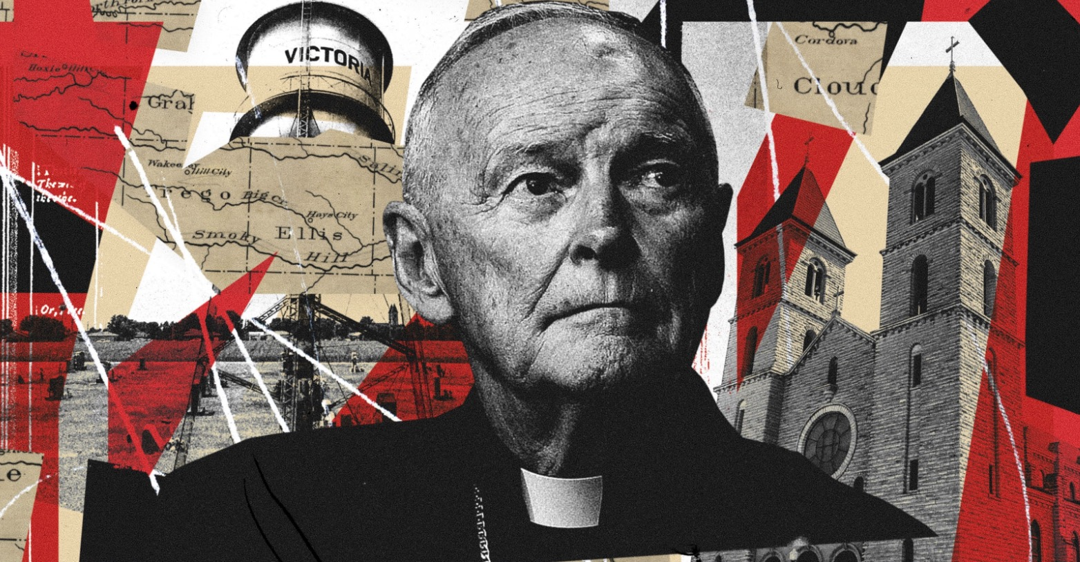 The Disgraced Cardinal And The Small Town Where He Was Sent To Disappear
