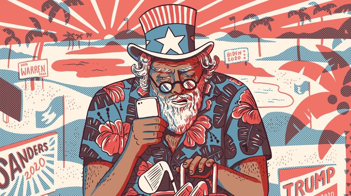 America, The Gerontocracy