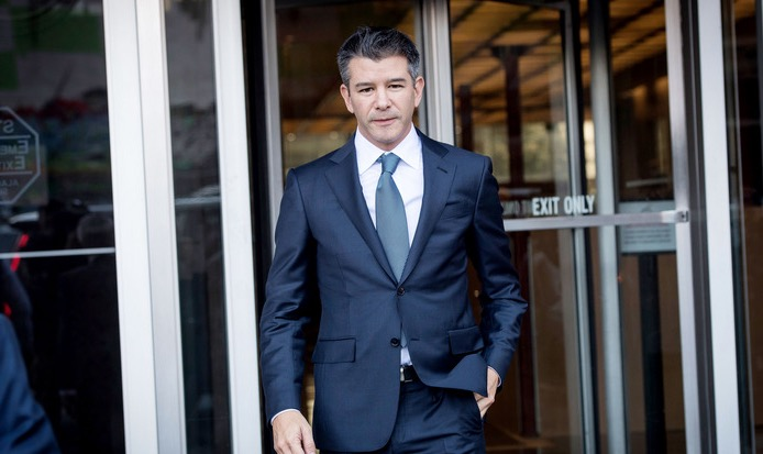 'I've Never Seen A Cast Of Characters That Willing To Kill Each Other': On The Chaos At Uber