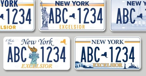 Why The Internet Thinks Cuomo Rigged New York's License Plate Contest