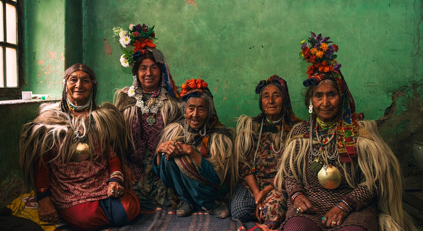 This Photographer Captures The Last Living Tribes Of India