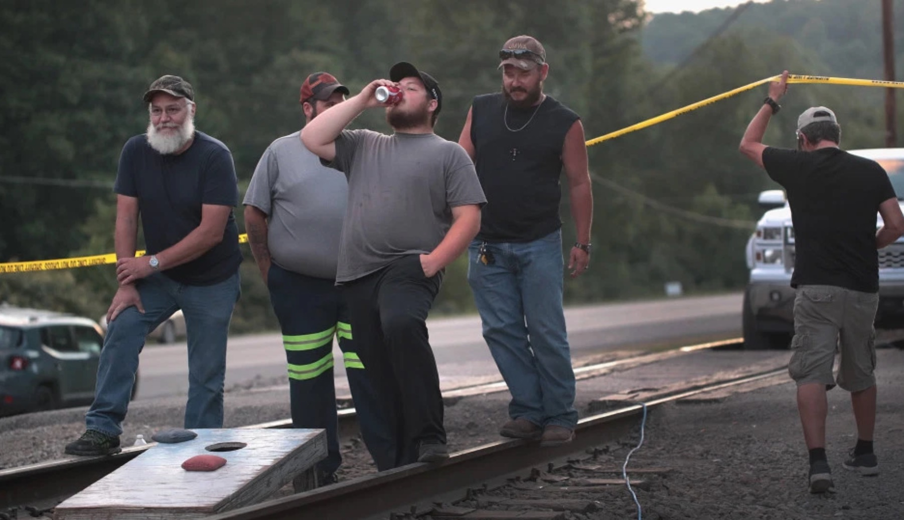 Inside The Harlan County Coal Miner Protest