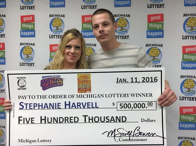 A Couple Won $500,000 Playing The Lottery. Now Police Say They're Behind A Burglary Spree