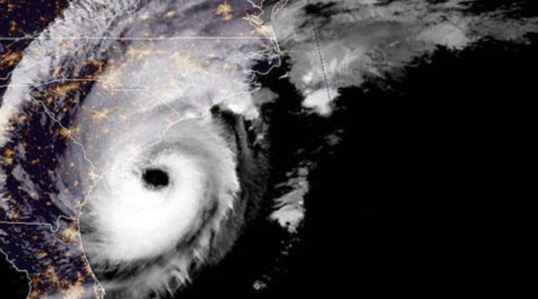 Hurricane Dorian Hugs Outer Banks, Moves Toward Virginia