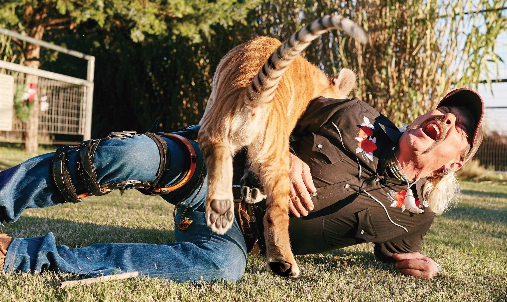Joe Exotic And His American Animals