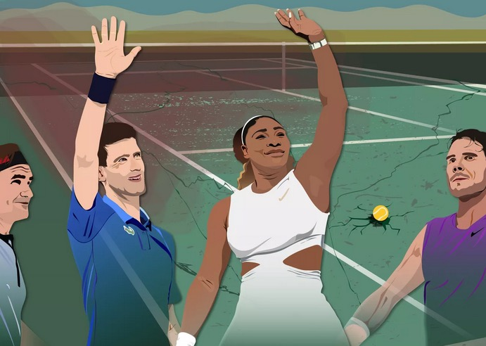 How Will Tennis Survive Without Its Superstars?