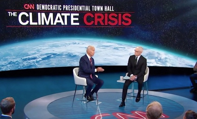For Seven Hours, Democratic Presidential Candidates Talked Climate Crisis — And It Was Great