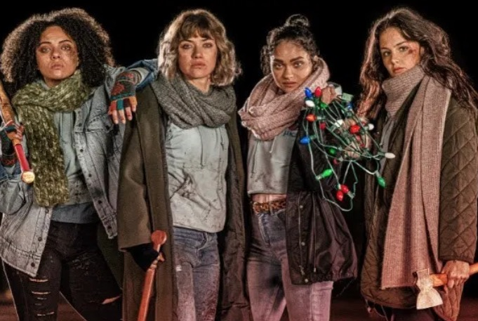 Sorority Sisters Get Offed For The Holidays In 'Black Christmas' Trailer