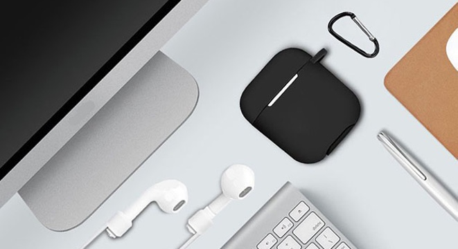 Get the Most Out of Your AirPods, Protect Them Against Drops And Scratches On The Go