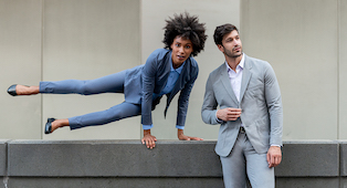 19x Breathability, 4-Way Stretch. Scientifically Better Clothes. Timeless Style