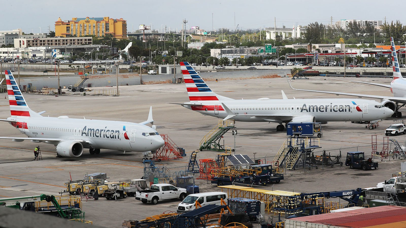 American Airlines Mechanic Charged With Sabotaging Flight