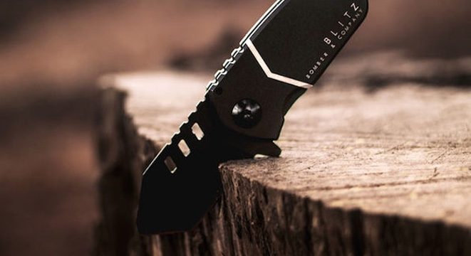 This Strong And Durable Tactical Knife Is Your Pocket-Sized Security for Everyday Carry