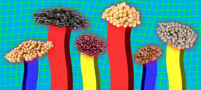 Ranking Beans (And Legumes) By How Healthy They Are