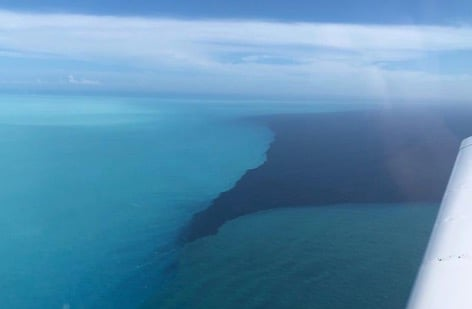 Hurricane Dorian Caused A Major Oil Spill On Grand Bahama. Now, Oil Is In the Water Nearby